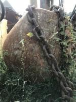 Foto einer Abriss-Birne